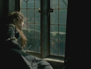 Catherine at the window, Wuthering Heights (2011)