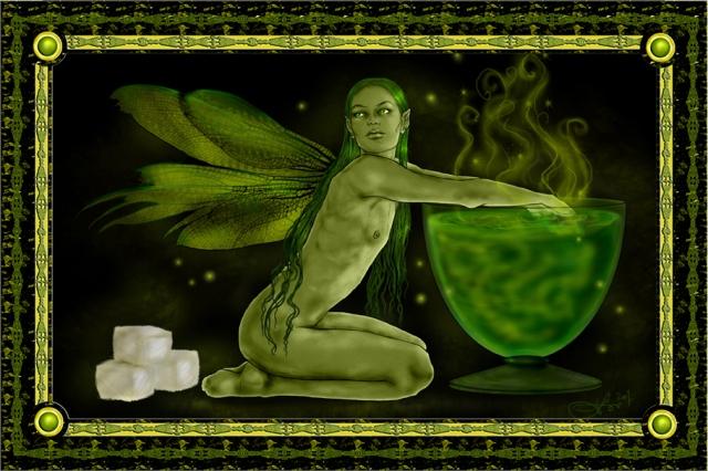 framed faerie