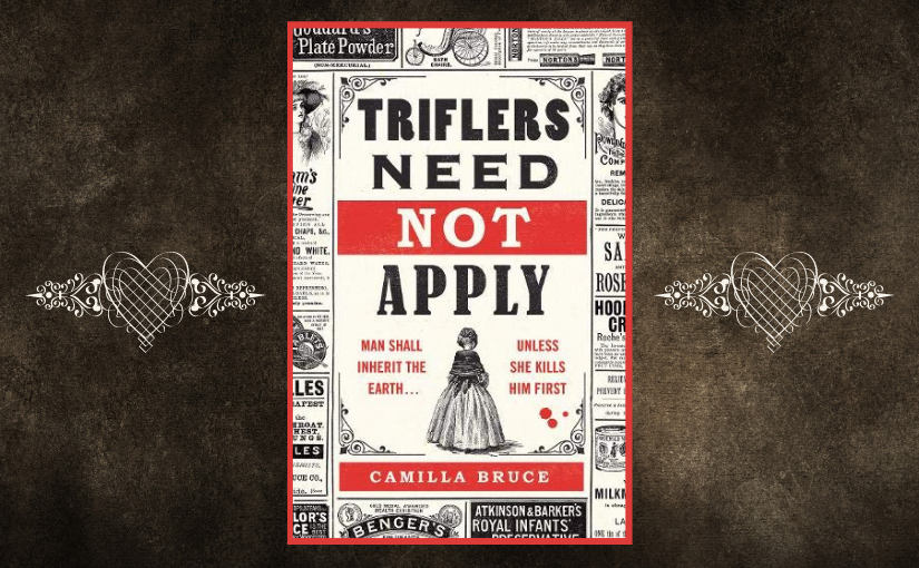 Triflers Need Not Apply is outtoday!